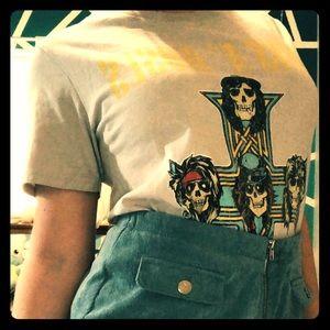 Guns N' Roses Appetite for Destruction Rue21 Tee